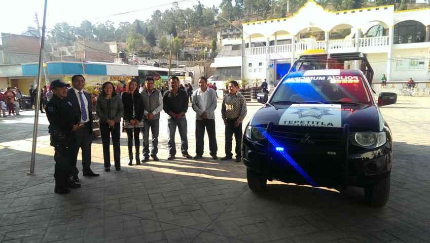 Celis Galicia refuerza la seguridad entregando patrulla