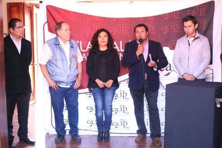 CAIPTLAX mantiene abierta la exposición Itinerante en Huamantla