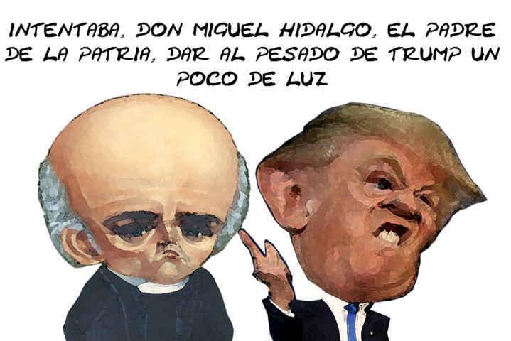 Pese a las malas vibras de los canijos grillos, ¡Que Viva México!