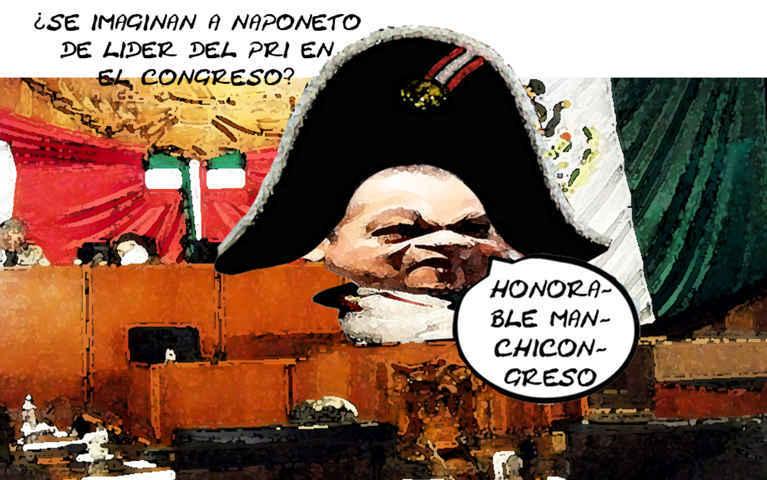 Esperan enésimo enroque en la Secretaría de Gobierno, llegaría Pintor, y Ordoñez, se perfilaría al Congreso