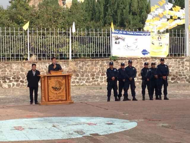 Conmemora Tepeyanco el 168 Aniversario de la Gesta de los Niños Héroes de Chapultepec