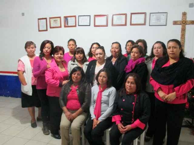 García Luna clausura 3er curso para impulsar el autoempleo