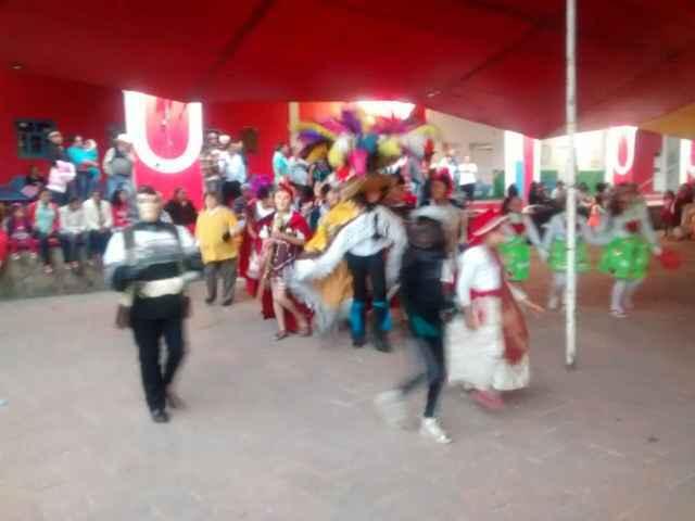 Remate de carnaval, donde la magia ancestral vive y se desborda