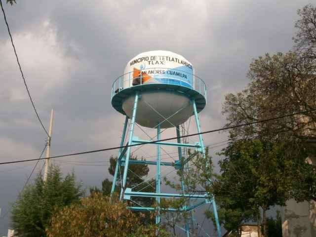 Con obras de impacto social Tetlatlahuca avanza: alcalde