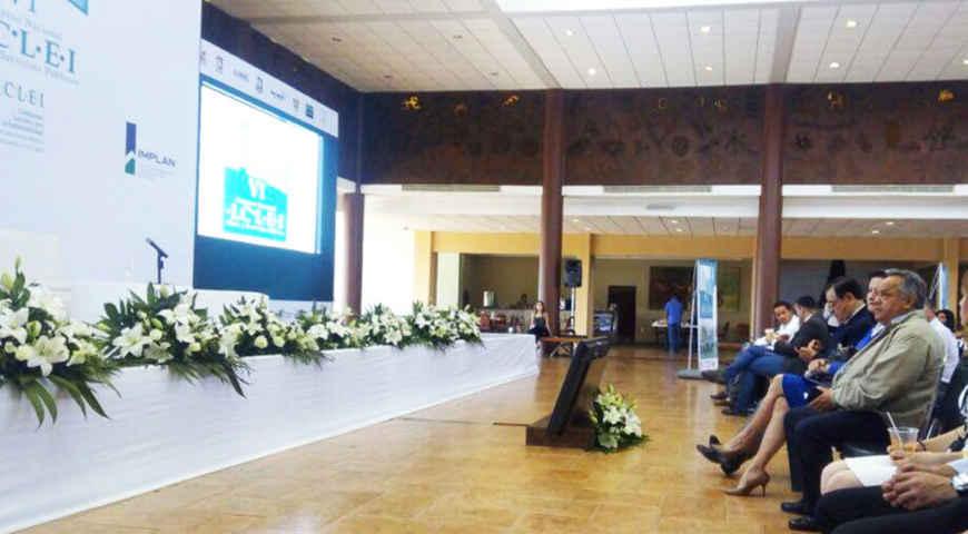Participa JAAL en VI Congreso Nacional de Obras y Servicios