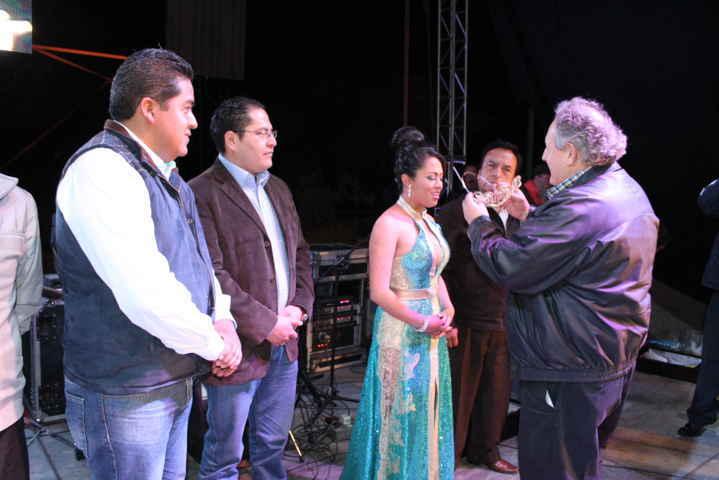 """""""La Feria del Maíz 2016"""" supero todas las metas: alcalde"""