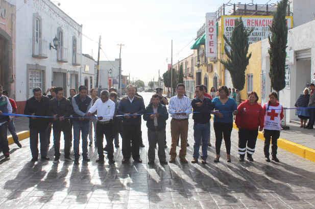 Gobierno Municipal continúa transformado Huamantla