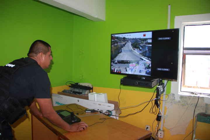 Ayuntamiento de Tetlatlahuca coloca cámaras de video-vigilancia