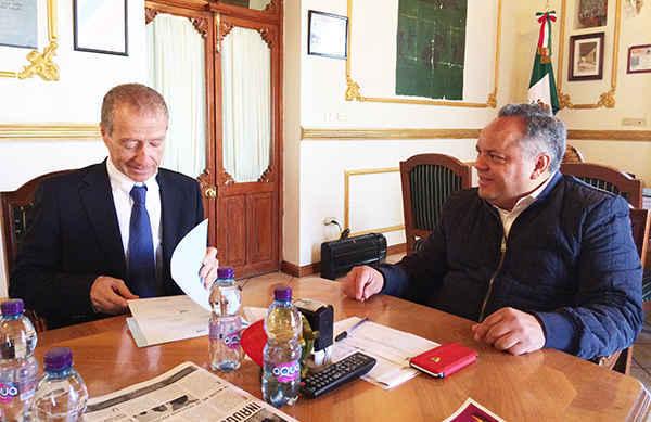 Ayuntamiento de Huamantla continúa ofreciendo apoyo y facilidades para instalación de empresas