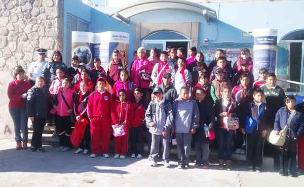 Premian DIF Huamantla y PF a niños estudiantes destacados