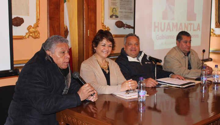 Instalan en Huamantla Buzón de quejas y sugerencias de la CEAM