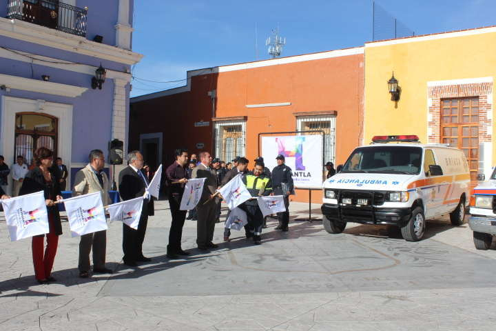 Rehabilita Ayuntamiento unidades de Briasa Huamantla