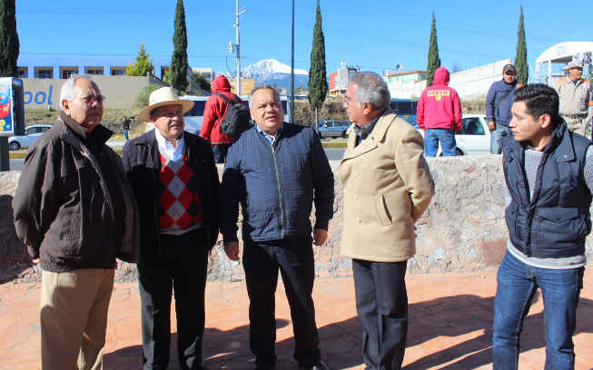 Ayto. de Huamantla y Gobierno juntos por un Tlaxcala más limpio