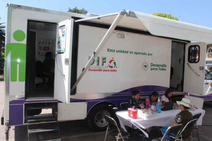 Arrancan jornadas de salud comunitaria en Nativitas