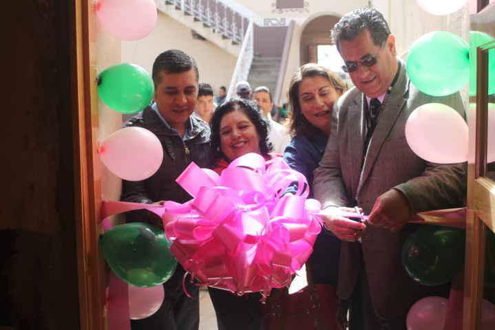 Aperturan oficinas Correos de México en Tetla