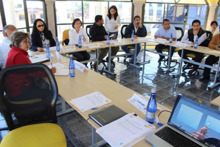 En Tepetitla se realizan mesas de trabajo en apoyo al sector productivo para erradicar la contaminación