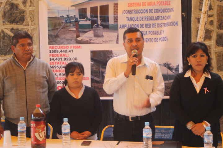Tetla primer municipio en conseguir crédito de Banobras