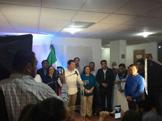 Ganamos las elecciones en Tlaxcala: Adriana Dávila Fernández