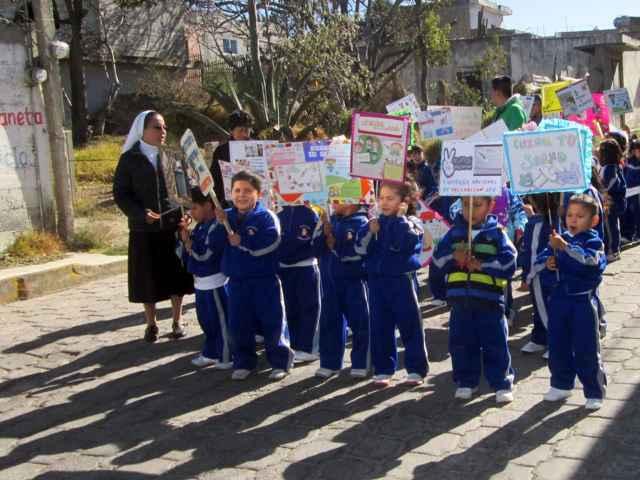 Promueven en Tetlanohcan Primera Semana Nacional de Salud