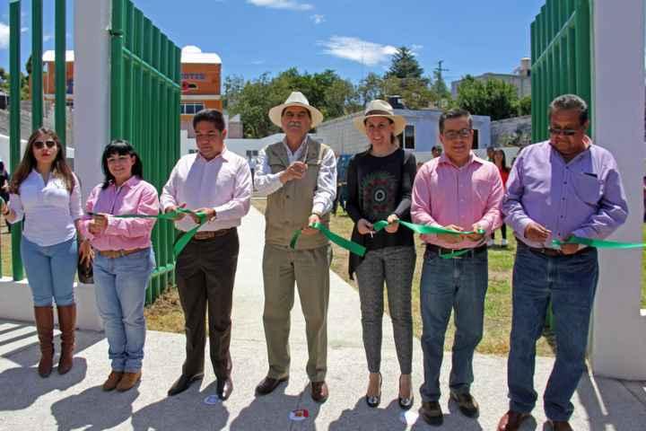 """Inauguran en Calpulalpan """"Centro de Expresiones Artísticas"""""""