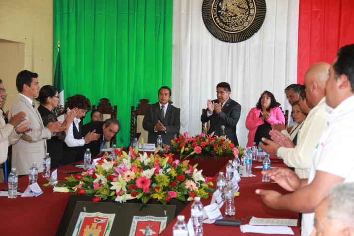 Ratifica Cabildo de Calpulalpan designación de funcionarios municipales