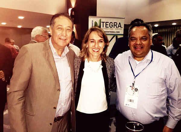 Participa JAAL en conferencia Internacional de Alcaldes y Autoridades Locales