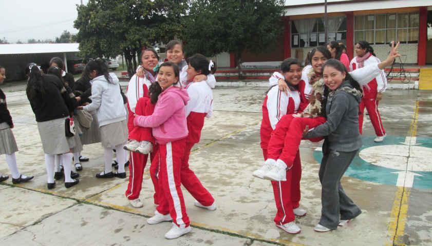 Imparten en Huamantla talleres para prevención y atención de violencia escolar