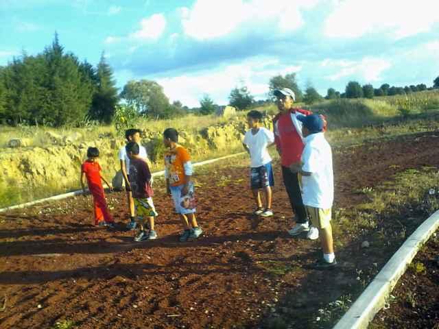 Rinde frutos Escuela Municipal de Atletismo en Tetlanohcan