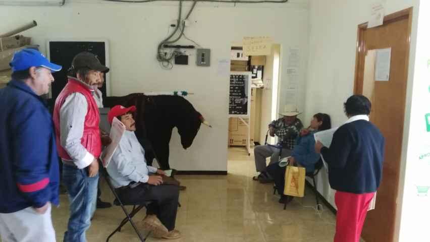 Sefoa atiende a productores de Tetla
