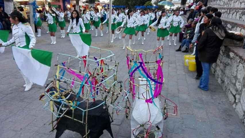 Concluye con éxito Carnaval Totolac 2016