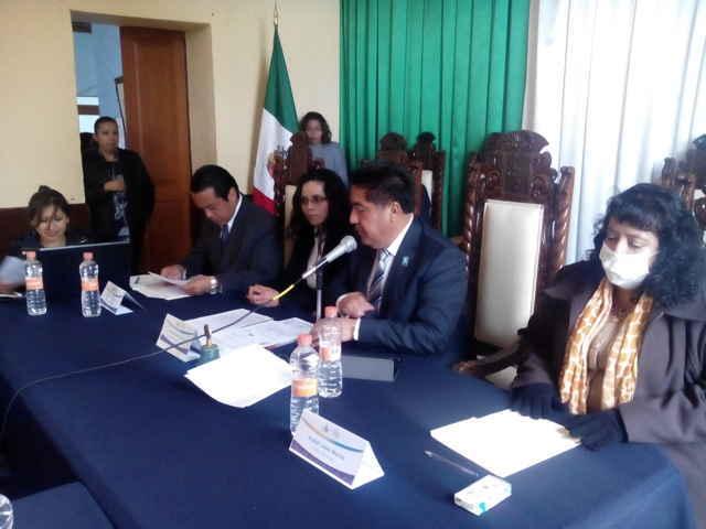 Toma Protesta nueva Regidora del Ayto. de Calpulalpan