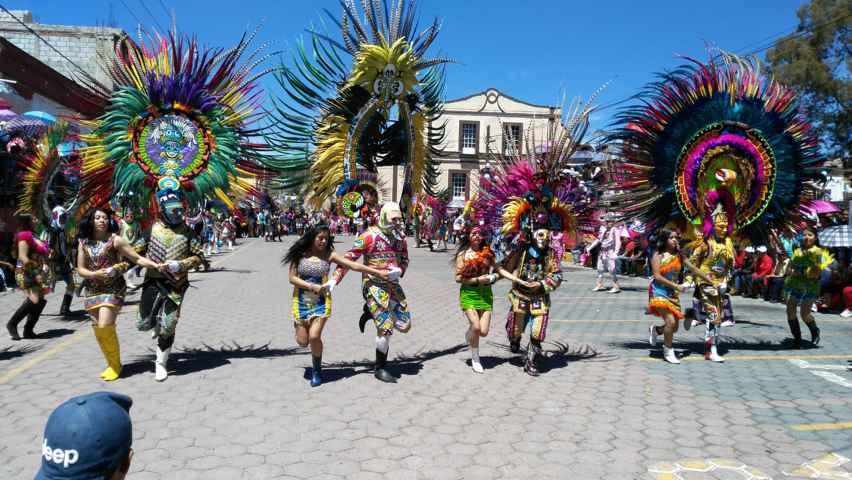 Supera expectativas carnaval Tetla 2016