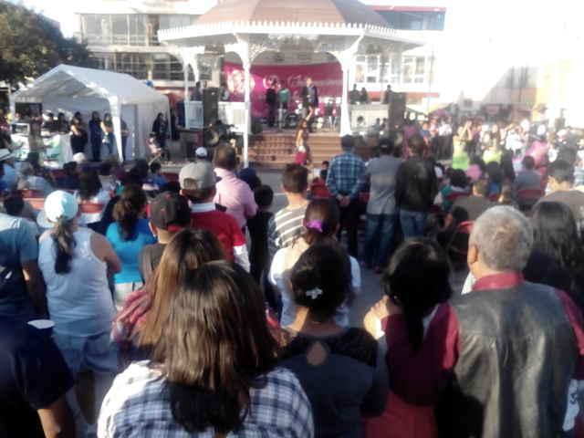 """Conmemoran en Calpulalpan, """"Día Internacional de la Mujer"""""""