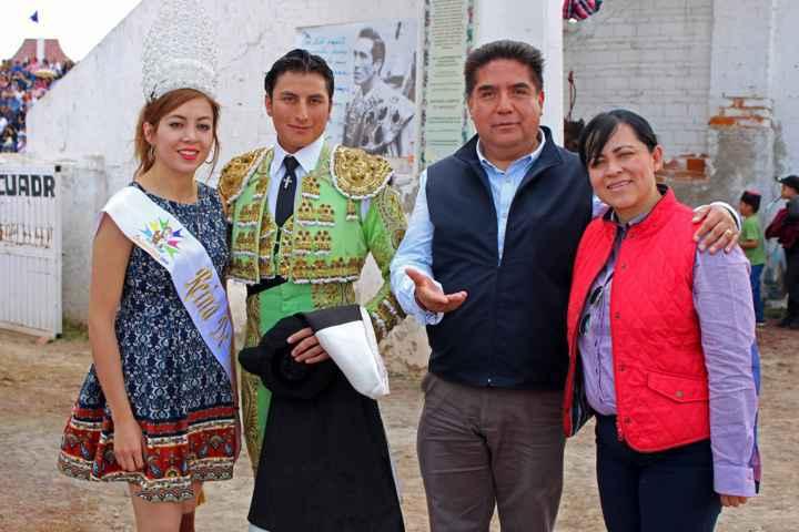 Corrida de Toros impulsa la Fiesta Brava en Calpulalpan