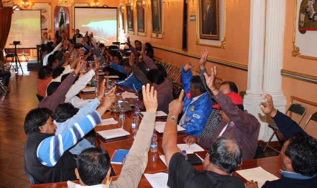 Aprueban en Huamantla nueva reforma electoral