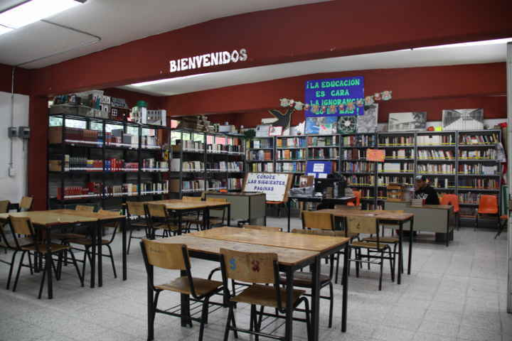 Se actualiza la información del acervo bibliográfico del Cobat