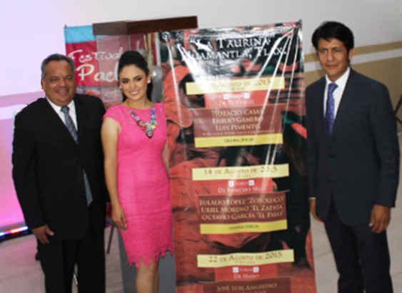 Presentan programa de la Feria Huamantla 2015