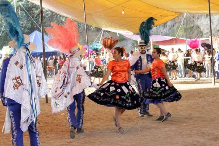 Inician remates de carnaval en Tetlanohcan