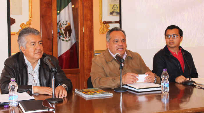 Asume Rubén Díaz Camacho presidencia del comité Pueblo Mágico en Huamantla