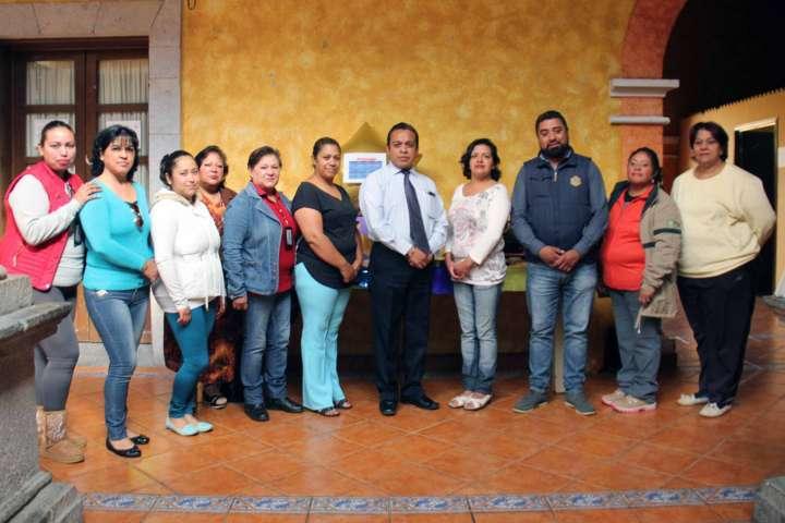 Extienden capacitaciones para las mujeres en Calpulalpan