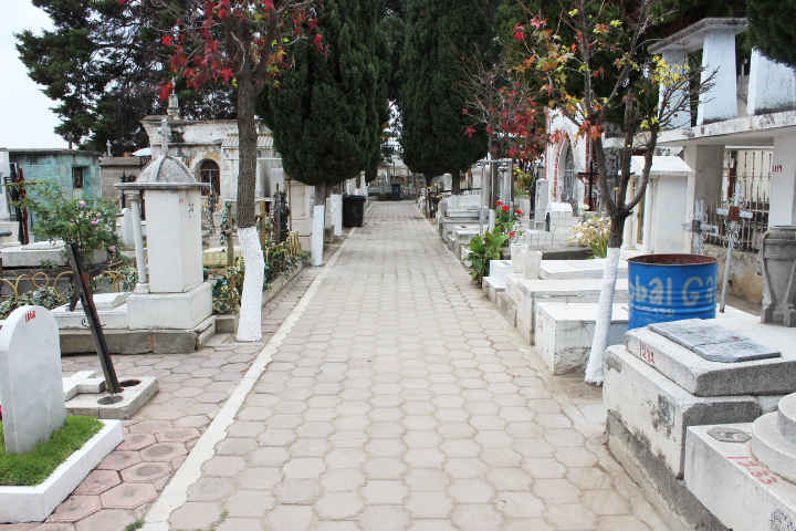 Huamantla listo para  celebración de Día de Muertos
