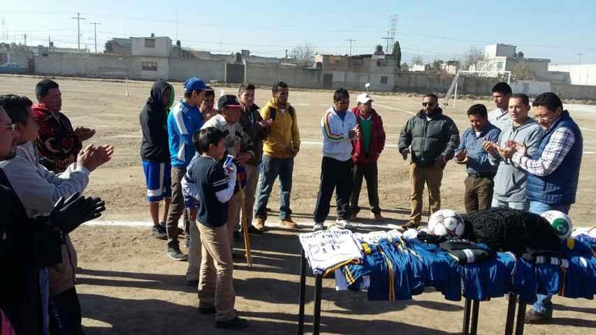 Legislador sigue trabajando en favor de la ciudadanía de Calpulalpan