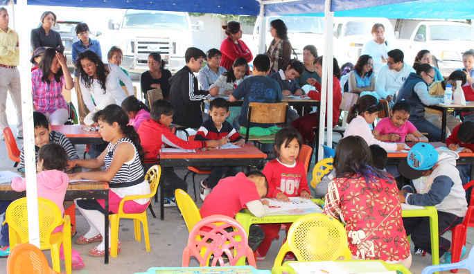 Inaugura Uri Rivera Cursos de verano de DIF Huamantla