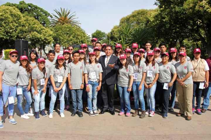Acerca IPN Servicios de Salud e Ingeniería al Municipio de Calpulalpan