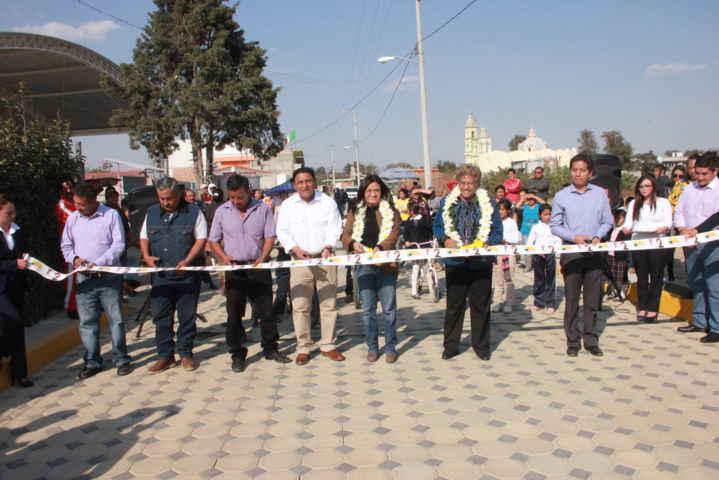 Cumple compromisos HCG y entrega obras en Guadalupe Victoria