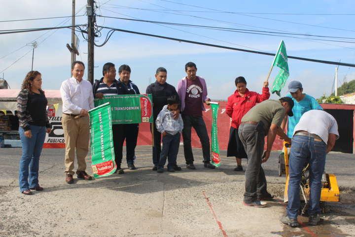 Alcalde mejora la vida de los pobladores de Capula