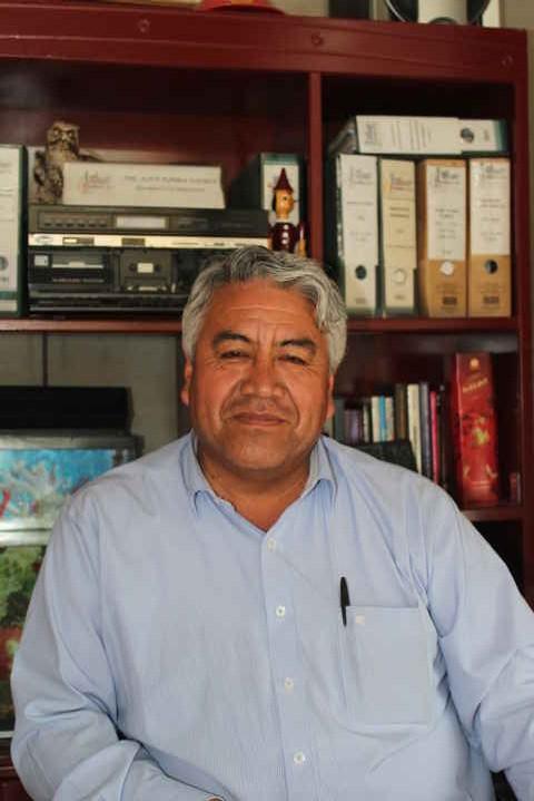 Rubén Pluma alcalde electo de la Magdalena Tlaltelulco