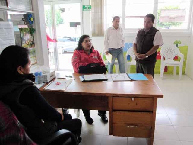 Reinician actividades en UBR de Tetlanohcan