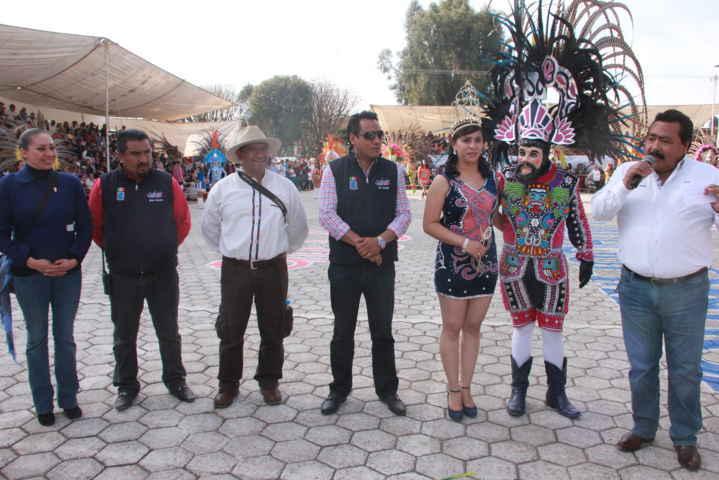 Espectacular inicio de carnaval Yauhquemehcan 2016