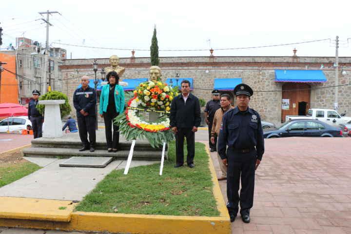 """Conmemoran """"CI Aniversario Luctuoso"""" de Pioquinto Tlilayatzi"""